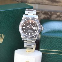 Rolex Full Set Submariner Date 1982 Vintage 'Matte Dial'