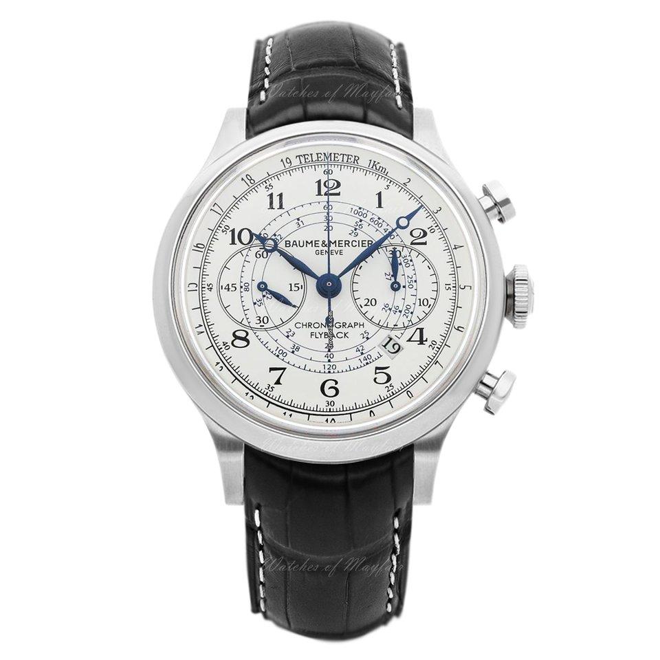 d967babe3c3 Comprar relógio Baume   Mercier Capeland