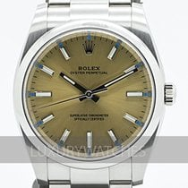 Rolex Oyster Perpetual 34 ny 34mm Stål