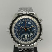 Breitling Chrono-Matic (submodel) new 2008 Automatic Chronograph Watch with original papers A2260C