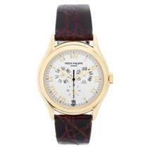 Patek Philippe Annular Calendar 18k Yellow Gold Men's Watch...