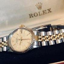 Rolex Oyster Perpetual Lady Date pre-owned Gold/Steel