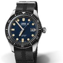 Oris Divers Sixty Five new 42mm Steel