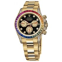 Rolex 116598RBOW Or jaune 2012 Daytona 40mm occasion