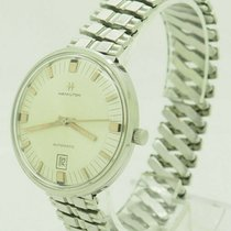 Hamilton Steel 38mm Automatic pre-owned United States of America, New York, Forest Hills