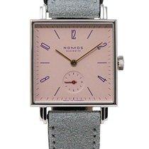 NOMOS Tetra new 2019 Manual winding Watch with original box and original papers 497