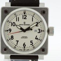 Revue Thommen Airspeed Instruments Steel 44mm White Arabic numerals