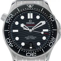 Omega 210.30.42.20.01.001 Stahl Seamaster Diver 300 M 42mm neu Deutschland, Stuttgart