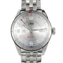 Oris Audi Sport Steel 44mm Silver Arabic numerals United States of America, Pennsylvania, Southampton