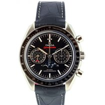 Omega Speedmaster Professional Moonwatch Moonphase 304.33.44.52.01.001 MOONWATCH new