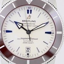 Breitling Superocean Héritage II 46 Steel 46mm Silver No numerals