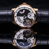Greubel Forsey Rose gold Manual winding GF01 HISTORIC EDITION RG _ GREUBEL FORSEY new