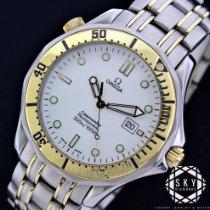 Omega Seamaster 300 Gold/Steel 41mm White United States of America, New York, NEW YORK