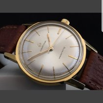 Certina Gold/Steel Manual winding 17JEWELS pre-owned