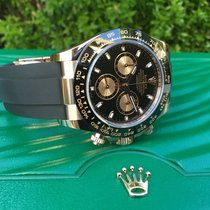 Rolex Rose gold Automatic Black 40mm new Daytona