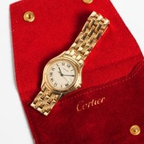 Cartier Cougar 887904 1991 pre-owned
