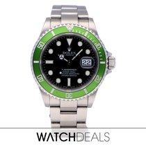 Rolex Submariner Date 16610LV 2004 tweedehands