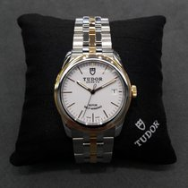 Tudor Glamour Date new Watch with original box and original papers