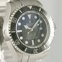 Rolex Sea-Dweller Deepsea Steel 44mm Blue