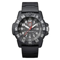 Luminox Carbono 46mm Quartzo 3801 novo