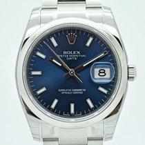 Rolex Oyster Perpetual Date Stahl 34mm Blau Deutschland, Berlin