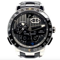 Ulysse Nardin El Toro / Black Toro new 2018 Automatic Watch with original box and original papers 329-00