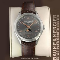 Baume & Mercier Clifton Steel 43mm Grey United States of America, New York, Airmont