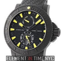 Ulysse Nardin Diver Black Sea 263-92-3C/924 new