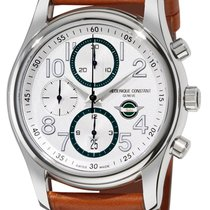 Frederique Constant Vintage Rally Staal 53mm Zilver