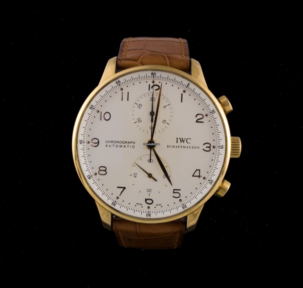 d62f144a0891 Relojes IWC Oro amarillo - Precios de todos los relojes IWC Oro amarillo en  Chrono24