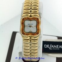 DeLaneau Les Délicates Yellow gold 22mm Mother of pearl United States of America, California, Newport Beach