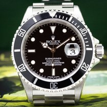 Rolex 16610 Submariner Date NEW OLD STOCK / STICKERS (27276)