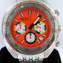 Doxa SUB600 T-Graph - Ltd Edition 1 of 250 - Box/Papers - RARE