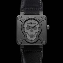 Bell & Ross Bell Ross Airborne 01-92, Skull, Limited Edition 46mm