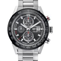 TAG Heuer Carrera Calibre HEUER 01 CAR201W.BA0714 2020 ny