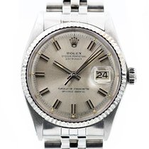 Rolex Oyster Perpetual Datejust in Edelstahl Automatik, orig.