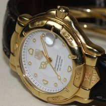 TAG Heuer Chronometer Lady 18k Gold Automatic