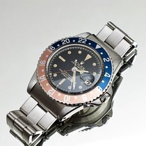 Rolex 1675 gmt master with gilt chapter ring  from 1963