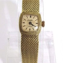 GUB Glashütte Original  Lady cal. 09-20 Armbanduhr Watch Damen...