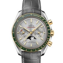 Omega Speedmaster Professional Moonwatch Moonphase Acero 44.2mm