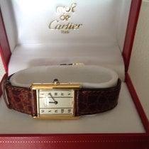 Cartier 590005 Or jaune Tank Vermeil 20mm