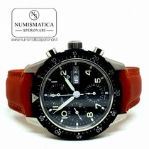 Hebdomas Chronograph 38,5mm Automatic pre-owned Black