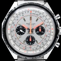 Breitling 48mm Automatic pre-owned Chrono-Matic (submodel) Silver