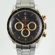 Omega 33665100 Goud/Staal Speedmaster Professional Moonwatch 40mm