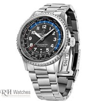 Breitling Navitimer 8 Steel 43mm Black