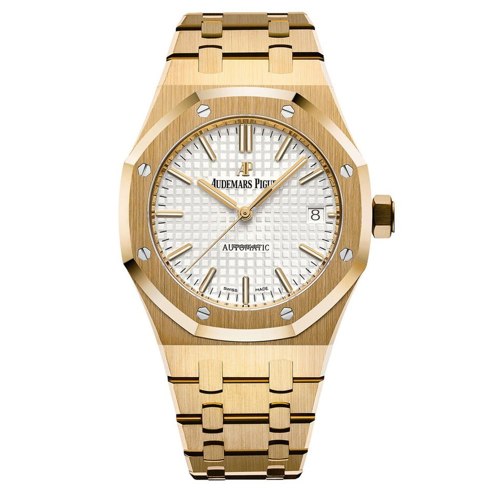 0851b97835ae Audemars Piguet Royal Oak Selfwinding Yellow gold - all prices for Audemars  Piguet Royal Oak Selfwinding Yellow gold watches on Chrono24