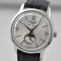 Vulcain Steel Automatic 580158.327L new