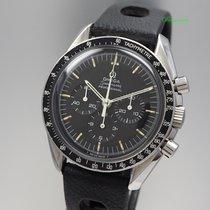 Omega 145022 Stahl 1980 Speedmaster Professional Moonwatch 42mm gebraucht Deutschland, Pfungstadt