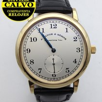 A. Lange & Söhne 206.021 Gelbgold 2007 1815 36mm gebraucht