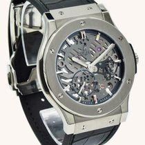 Hublot new Manual winding 45mm Titanium Sapphire Glass